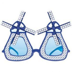 Bril Molen Delftsblauw