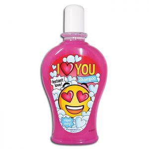 Fun Shampoo I Love You