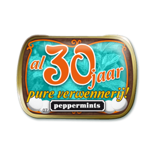Mini Mints - 30  jaar
