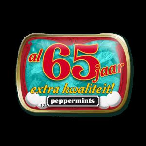 Mini Mints - 65  jaar