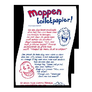 Wc Papier Moppen