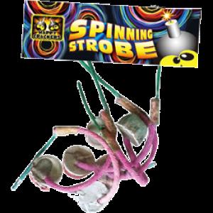Spinning Strobe (6 stuks)