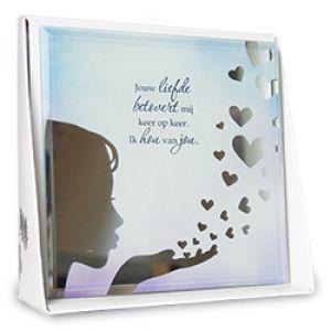 Silver Silhouette - Liefde