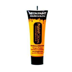 Uv Neon Paint : Oranje