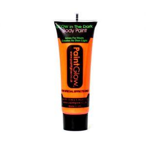 Glow In The Dark Bodypaint : Oranje