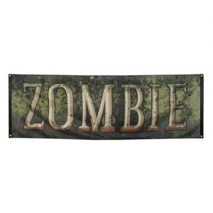 Zombie Banner