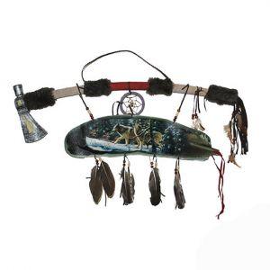 Tomahawk Indiaan ( 62 cm )