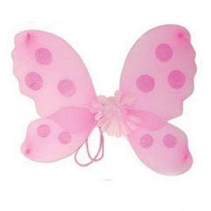 Vlinder vleugel Roze