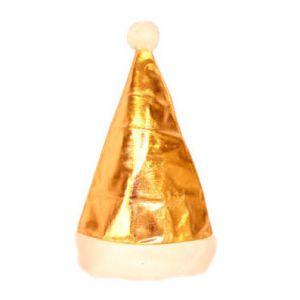 Kerstmuts Goud