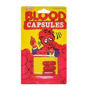Bloed Capsules (3 Stuks)