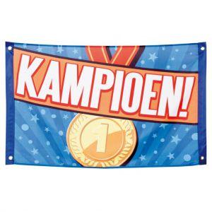 Vlag Kampioen (60x90 cm.)