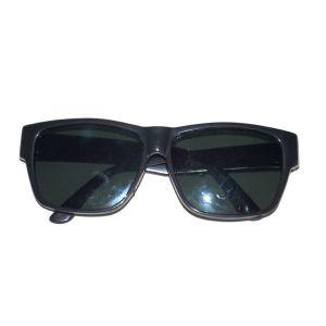 Bril Donker Zwart