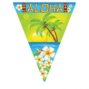 Vlaggenlijn Palmboom