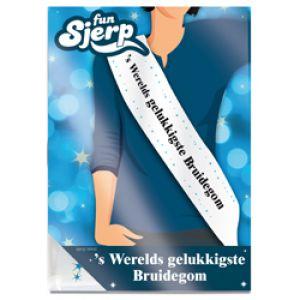 Fun Sjerp S Werelds Mooiste Bruidegom