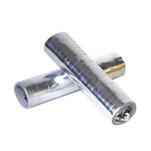 Serpentines Zilver (per 2 stuks)