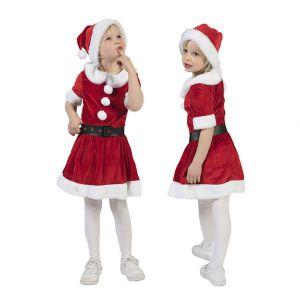 Kerstmeisjes pak