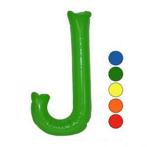 Opblaasletter J