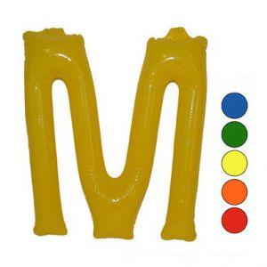 Opblaasletter M