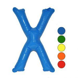 Opblaasletter X