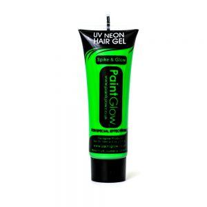 Uv Neon Hair Gel Groen