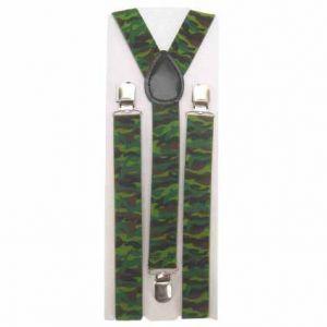 Bretels Camouflage