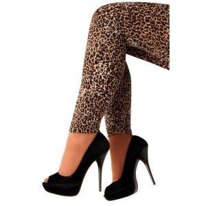 Legging Luipaardprint