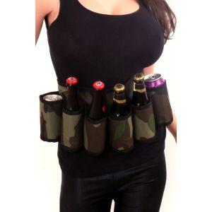 Riem voor drank camouflage