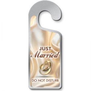 Deurhanger Just Married