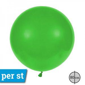 Reuze Ballon 80 cm Groen