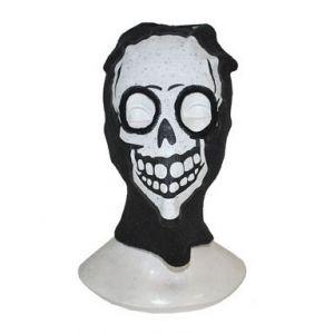 Bivakmuts schedel