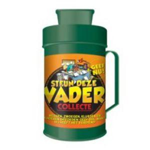 Spaarpot Collectebus Vader