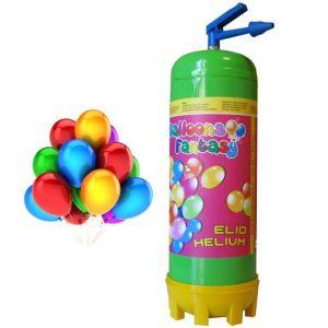 Helium tank voor 28 ballonnen