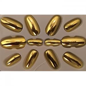 Nagels Metalic Goud