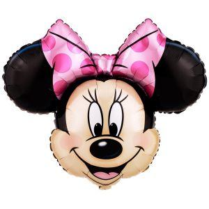 Folieballon Minnie Mouse