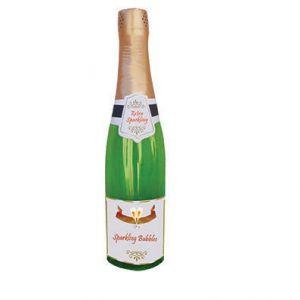Opblaasbare Champagne Fles