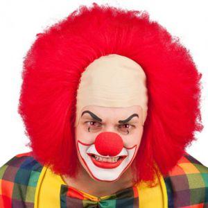 Pruik Clown