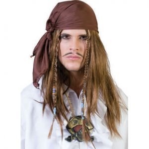 Pruik Piraat