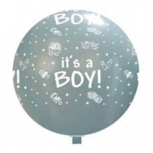 Reuze Ballon It´s A Boy 75 cm