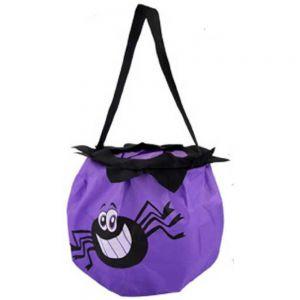 Halloween bag Paars