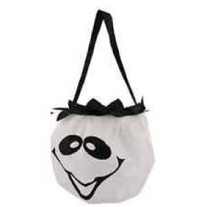 Halloween bag Wit
