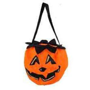 Halloween bag Oranje