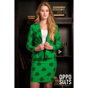 .Oppo Suits Vrouwen ' St. Patrick's Girl '