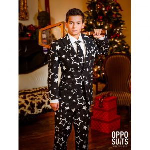 OppoSuits Heren Starring