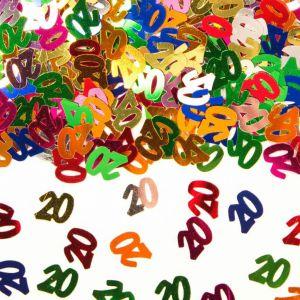 Confetti 20 jaar