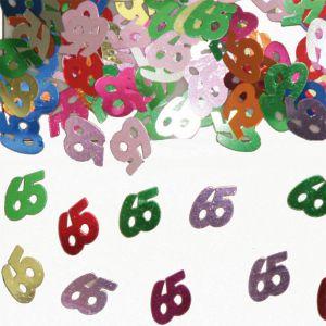 Confetti 65 jaar