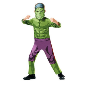 Hulk kostuum kinderen