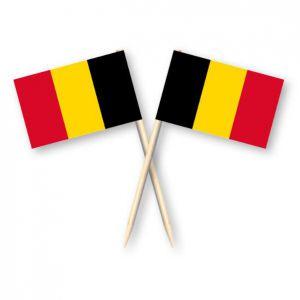 Kaasprikkers België (50 stuks)