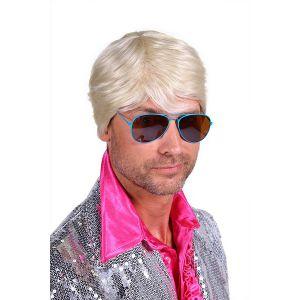 Pruik Luxe Blond Ken