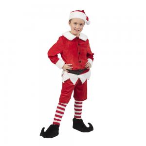 Kerstman pakje kids