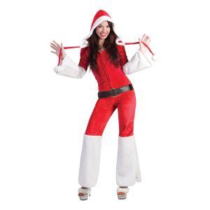 Kerstvrouw Jumpsuit